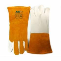 Сварочные перчатки-краги AP-1199 для TIG-сварки